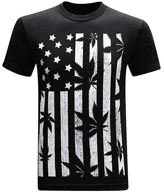 Best Weed T-Shirts for 2018